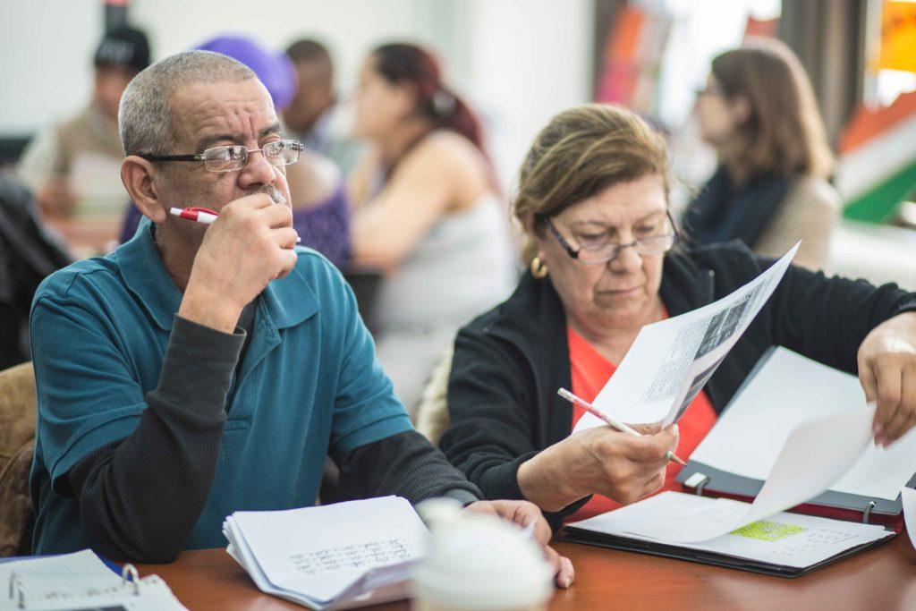 Refugee resettlement learning materials